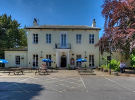 The Elms Inn by Good Night Inns, East Retford