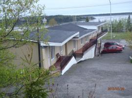 Motel Lyse, Римуски