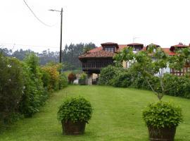 Apartamentos Los Picos, Bricia
