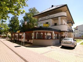 Hotel Corso, Siófok