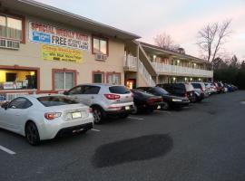 Economy Motel, Galloway
