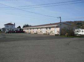 Rose Motel & Cabins, Edmundston