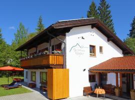 Gästehaus Kemper, Oberammergau