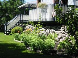 Gîte Maison Parc Delormier, Trois-Rivières