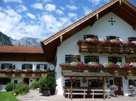 Gästehaus Ferienwohnungen Pfeffererlehen, Marktschellenberg