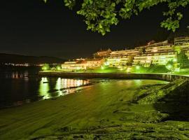 Hotel Playa de Quenxe, Corcubión