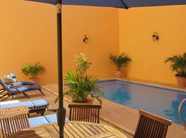 Castelmar Hotel, Campeche