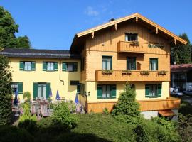 Hotel-Pension Marienhof, Bad Tölz