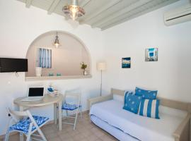 Gryparis' Club Apartments, Mýkonos City