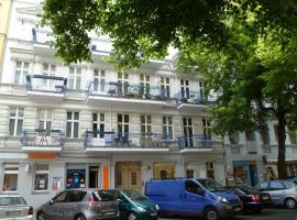 Stylisches Apartment im Schillerkiez