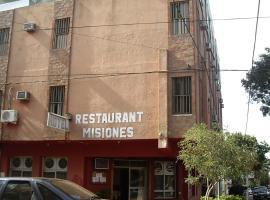 Hotel Misiones, Posadasas