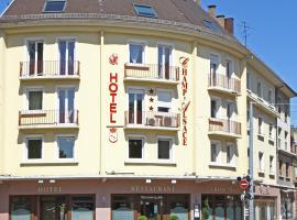 Hôtel Champ' Alsace Centre, Haguenau