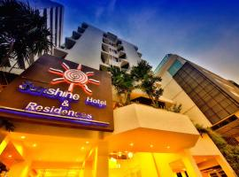 Sunshine Hotel & Residences, Pattaya Central