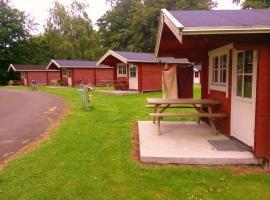 Falster City Camping, Nykøbing Falster