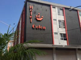 Hotel Colon Express, Guadalajara