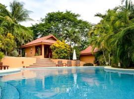 Hotel Ritmo Tropical, Santa Teresa