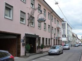 Hotel zum Schiff, Rastatt