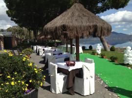 阿爾弗雷多達佩西切拉餐廳酒店, 布拉恰諾