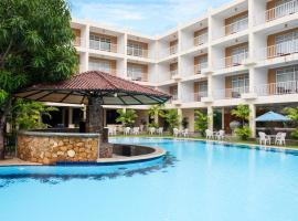 Avenra Garden Hotel, Negombas