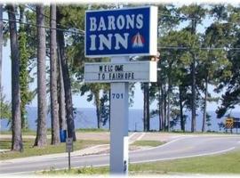 Barons By the Bay Inn - Fairhope, Fairhope