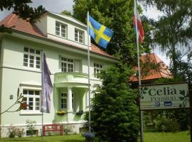 Pension Celia, Wismar