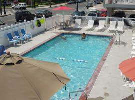 Sifting Sands Motel, Ocean City