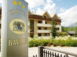 Hotel Bavaria, Levico Terme