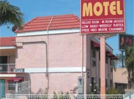 Royal Inn Motel Long Beach, Long Beach