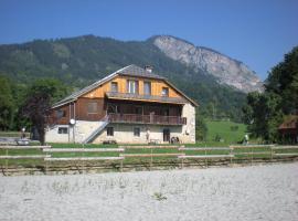 Les Paddocks du Mont Blanc, Mieussy