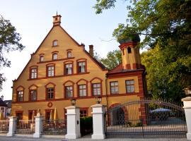 Schloss Gerzen, Gerzen
