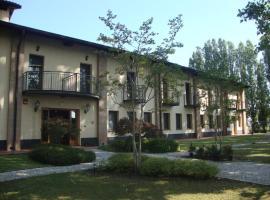 Hotel Alle Mondine, Ronchis