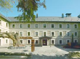 Hotel Santa Cristina Petit Spa, Canfranc-Estación