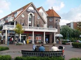 Hotel Leuchtfeuer, Horumersiel