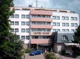 TOP Hotel Post Frankfurt Airport, Frankfurtas prie Maino