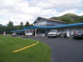 Evening Star Motel, Greenwood