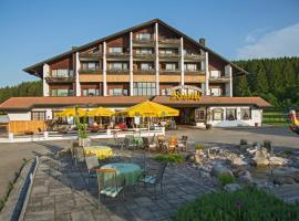 Schwarzwaldhotel Ruhbühl, Lenzkirch