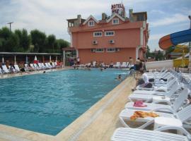 Hotel Gularif, Marmaraereglisi