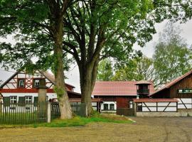 Penzion Na Gruntu, Lipná