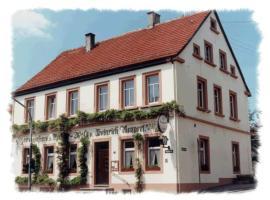 Gasthaus Neupert, Lemberg