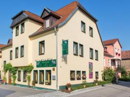 Hotel garni Zum Rebstock, Naumburg