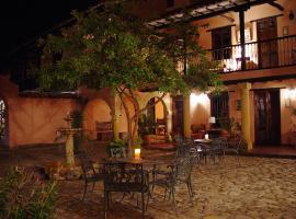 Hotel Plazuela de San Agustín, Villa de Leyva