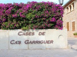 Cases de Ca's Garriguer