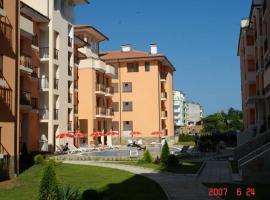 Gardenia Apartments, Primorsko