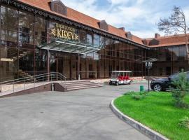 Park-Hotel Kidev, Chubynske