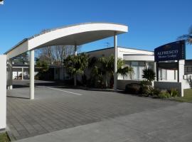 ASURE Alfresco Motor Lodge, Gisborne
