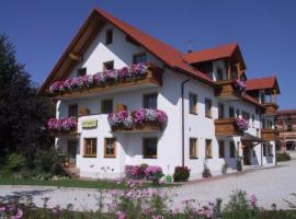 Hotel garni Hopfengold, Wolnzach