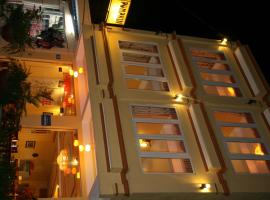 Pumpkin Hotel, Sa Pa