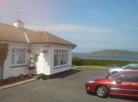Sea View B&B, Cleggan