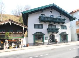 Pension Flasch, Wagrain