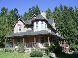 The Artist and The Quiltmaker - Victorian Bed and Breakfast, Roberts Creek
